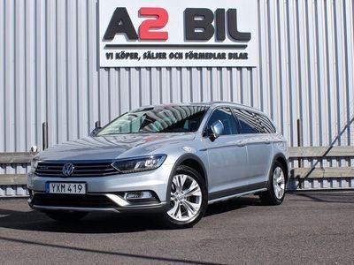 begagnad VW Passat Alltrack 2.0 TDI BlueM 4Motion DSG Executive 2018, Personbil 239 000 kr