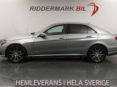 begagnad Mercedes E220 CDI Navi Drag Nyservad 170hk