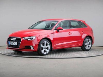 begagnad Audi A3 Sportback G-Tron 1.4 TFSI Proline Sport