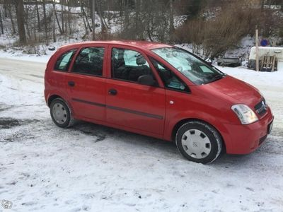begagnad Opel Meriva 1.6 Nyservad -04