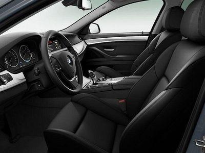 begagnad BMW 520 d Sedan M-sport