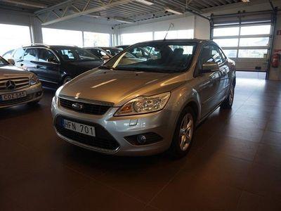 begagnad Ford Focus Cabriolet / 1.6 Duratec 101hk / Lu