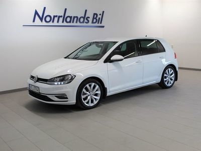 begagnad VW Golf 1.5 TSi 150hk ACT / Drag / Mok