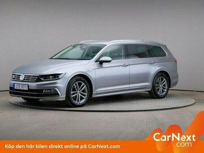 begagnad VW Passat TDI 190 Dsg 4m Gt Executive R-Line SC