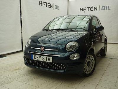 begagnad Fiat 500 Hybrid Lounge 1.0
