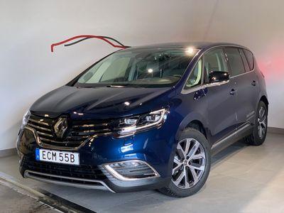 begagnad Renault Espace V 1,6 Blue dCi 200 Zen EDC DEM -19