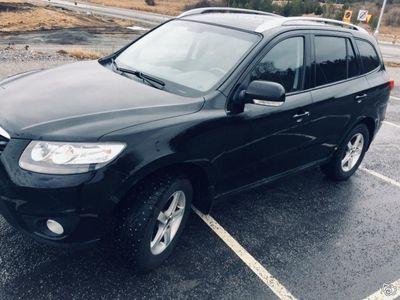 gebraucht Hyundai Santa Fe 4WD / Kamkedja /Drag -10