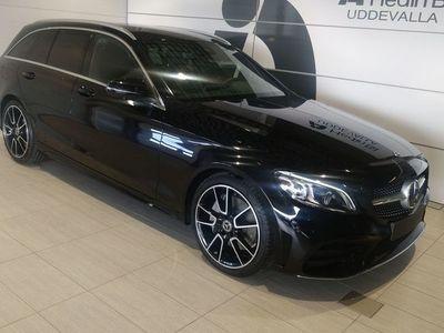 used Mercedes C300 d 245hk