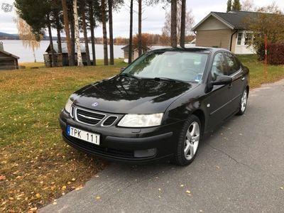 begagnad Saab 9-3 Vector 2.0 turbo Sportsedan -03