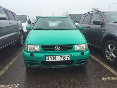 begagnad VW Polo 1,6i 75Hk ,Dragkrok, Farthållare