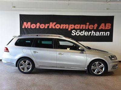 begagnad VW Passat 2.0 TDI 4Motion Aut Premium -13