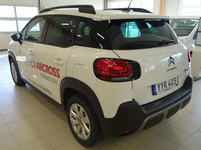 begagnad Citroën C3 Aircross PureTech 110 S&S Feel