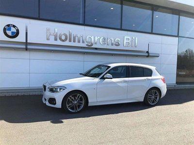 begagnad BMW 118 d M Sport