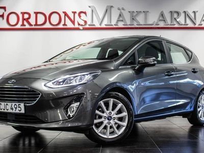used Ford Fiesta 1.0 ECOBOOST AUT -18