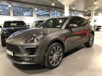 gebraucht Porsche Macan Bensin 252 HK -18