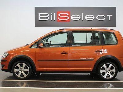 begagnad VW Touran Cross 1.4 TSI 7-sits 140hk -07