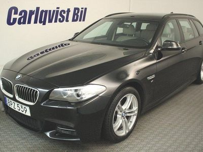 begagnad BMW 520 D TOURING XDRIVE 190HK 4x4 M-Sport Nav