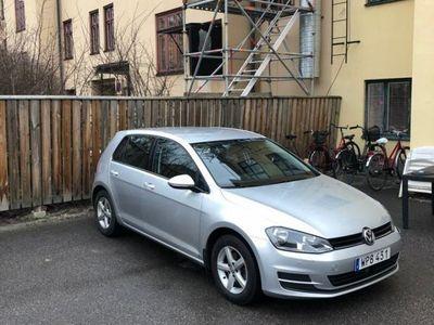 begagnad VW Golf 5-dörrar 1.2 Style