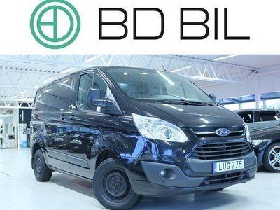 begagnad Ford Custom Transit2.2 TDCi D-VÄRM DRAG 2015, Transportbil 119 900 kr