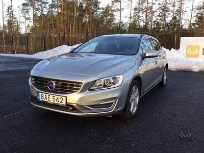 begagnad Volvo V60 D4 (181hk)