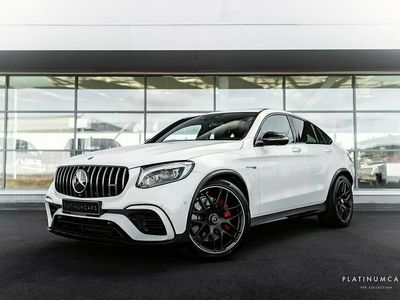 begagnad Mercedes GLC63 AMG 510hk AMG Coupe 4M PERFORMANCE / Drag