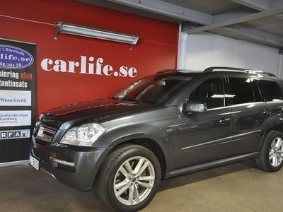 begagnad Mercedes 350 GL BenzBlueTEC 4MATIC, Euro6, 7-sits 2011, Kombi 249 000 kr