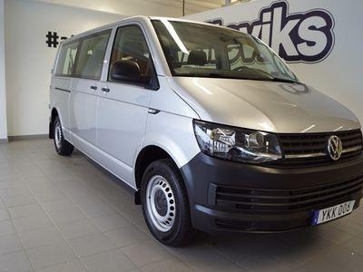 begagnad VW Transporter KOMBI 2.0 TDI 150HK 9sits Sensorer