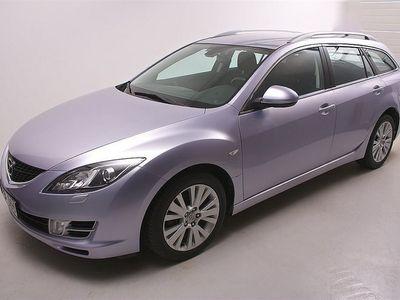 begagnad Mazda 6 KOMBI 2.0 DIESEL