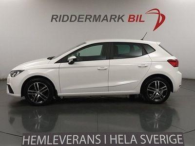 begagnad Seat Ibiza 1.0 MPI CarPlay Euro 6 80hk