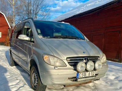 begagnad Mercedes Viano 2.2 CDI 4MATIC TouchShift 150hk 7-sits