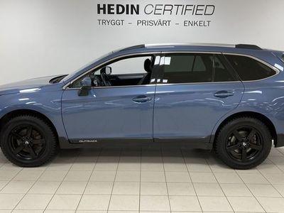begagnad Subaru Outback 2.5i Aut AWD Ridge 175hk