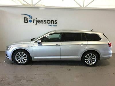 begagnad VW Passat SportCombi 2.0 TDI 190 hk 4Motion DSG