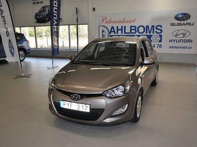 begagnad Hyundai i20 2013, Halvkombi 69 900 kr