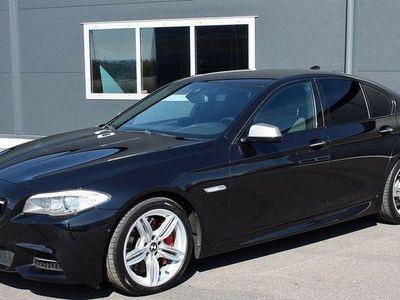 begagnad BMW M550 d xDrive Sedan Steptronic M Sport Eu