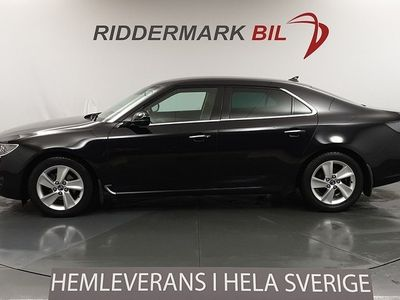 begagnad Saab 9-5 SportSedan Vector 2.0 TiD 160hk Ny Kamrem 2 Brukare Låga Mil