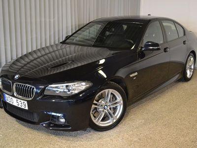 begagnad BMW 530 d A Sedan M-Sport (258hk)