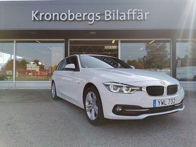 begagnad BMW 320 d Xdrive Sportline*Navi* Gamla Skatten