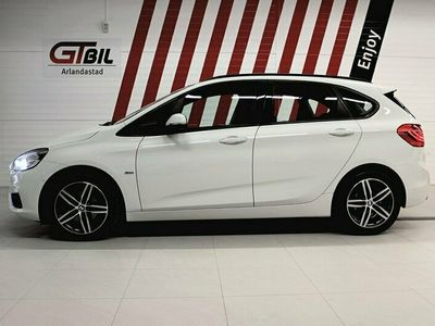 begagnad BMW 218 Active Tourer d Sportline 2,29% Ränta 1 mån FRI Försäkring