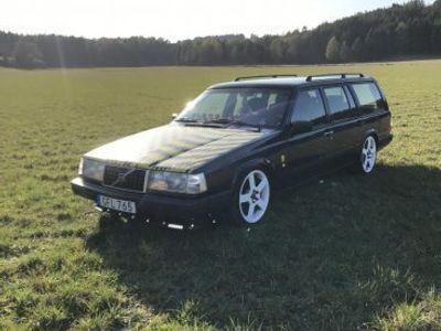 begagnad Volvo 945 LTT Classic -98