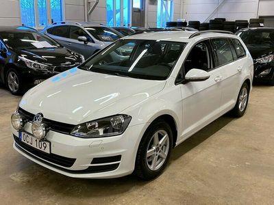 begagnad VW Golf 1.6 TDi 110 Hk 4-Motion SportKombi