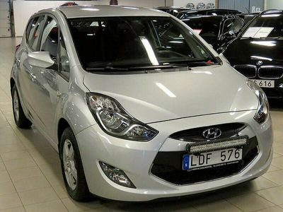 begagnad Hyundai ix20 1,4 Crdi (Skatt 1520:-)