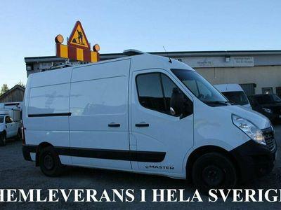 begagnad Renault Master 2.3 Verks.Inred Eur6 2900mil