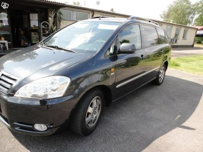 brugt Toyota Avensis Verso 7-sits drag automat -03