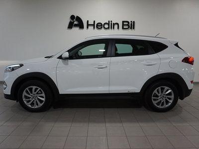 gebraucht Hyundai Tucson 1.6 T-GDI 4WD Comfort Led-Ramp/Motorv. Euro 6 177hk