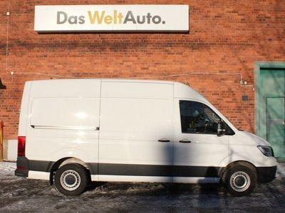 gebraucht VW Crafter 35 SKÅP 177HK AUT 363 / Dr -17