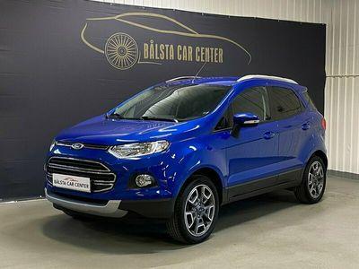 begagnad Ford Ecosport 1.0 EcoBoost Titanium Plus 1-Ägare 140hk