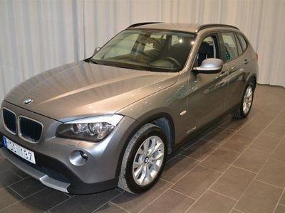 begagnad BMW X1 X-Drive 18d 143HK -12