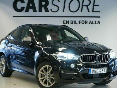 begagnad BMW X6 M50d M - sport 381HK Head - up