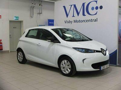 begagnad Renault Zoe 92 hk 22 kWh Life batterihyra