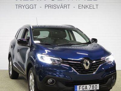 begagnad Renault Kadjar 1.2 TCe 130hk Limited V-HJUL DRAGRKOK